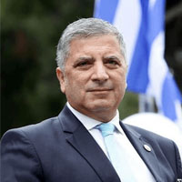 George Patoulis Governor of Attica Region
